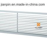 Linearer Stab-Gitter-Fußboden-Register-Luftauslass-Luftschlitz