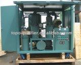 Double machine de traitement de pétrole de transformateur de perte de vide d'étape (ZYD)