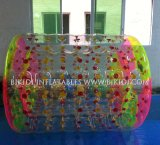 Roue d'eau gonflable de /Inflatable de rouleau de l'eau, boule de Zorbing