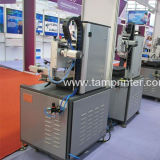 TM2030b単一のサーボ高精度な平面縦のシルクスクリーンプリンター