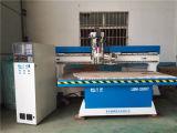 Maquinaria acrílica Lbm-2500t do corte da gravura do Woodworking do CNC do metal de Libo 3D