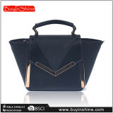 Trendy V-vorm Zwart Pu Dame Shoulder Bag
