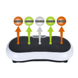 200W Motorの完全なBody Vibration Plate Fitness Machine