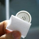 escritura de la etiqueta de papel de la etiqueta engomada de 13.56MHz Ntag203/Ultralight/RFID NFC