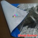 Bandera de la cerca del acoplamiento del vinilo del PVC de la exhibición de la publicidad al aire libre de la impresión de Digitaces