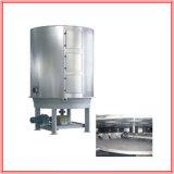 Continuar o secador da placa para pó de secagem do carbonato de cálcio