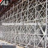 광저우 건축 프로젝트를 위한 제조에 의하여 직류 전기를 통하는 강철 Ringlock 비계 시스템