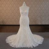 Mermaid типа Гуанчжоу 2016 платье нового Bridal