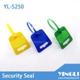 Sellos plásticos de la etiqueta grande para la marca (YL-S250)