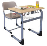 간단한 Fixed Single School Table 및 School Furniture를 위한 Chair