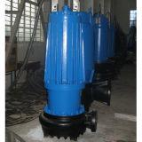 Bomba centrífuga submergível portátil para a água de esgoto e a drenagem