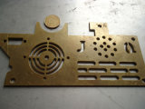 grabador del laser de la fibra de 10W 20W para la marca del texto