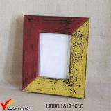 デザインハンドメイドの木製の写真フレームに一致させるカラー