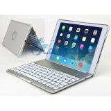 Folding senza fili Bluetooth Keyboard, Mini Foldable Bluetooth Keyboard con Hard Cover Caso per iPad Air 5