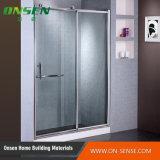 Caixa de alumínio do chuveiro da porta deslizante para o banheiro