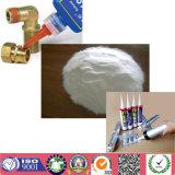 Polvere di bianco della materia prima di Tonchips Sio2