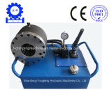 Máquina que prensa de la manguera hidráulica de 2 pulgadas para el servicio Van (YJK-32S)