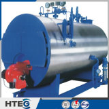 Chaudière à vapeur à gaz industrielle normale d'ASME Wns pour l'usine