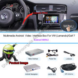 Car Android Navigation Video Interface for Volkswagen with Touch Navigation, WiFi, HD 1080P, Google Map, Play Store, Voice
