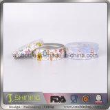 Алюминиевый опарник для масла тела