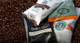 コーヒー豆のための背部シーリング微粒のパッキング機械