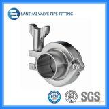 3A Standard Edelstahl SSS304 Material Clamp Ferrule