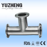 중국에 있는 Yuzheng Clamped Elbow Manufacturer