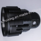Glare Flashlight의 CNC Machining Part