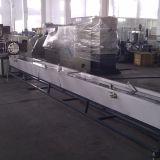 작은 알모양으로 하기 기계를 재생하는 500kg/H에 의하여 분쇄되는 필름 또는 조각 플라스틱