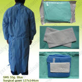 La LY Standard Surgical Gown avec Towels (LY-SSGDP-001)