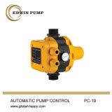 Control automático de la bomba PC-15 para el circuito de agua