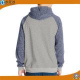 Coton occasionnel Hoodies de jupe de Hoody de pull molletonné à capuchon de Mens