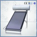 Calentador de agua solar de panel plano 200L con soporte de aleación de aluminio