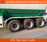 56000liters GPL Tank Semi-Trailer Asme Standard 56000L GPL Tanker Semi-Trailer