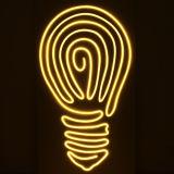 Slim LED Neon Flex avec taille 8.5 * 17mm pour Sign Make