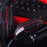 Mic Noice Cancelling를 가진 본래 PC750 3.5mm Stereo Bass Gaming Headphone