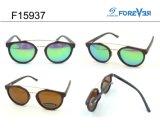 F15937 Hotsale 좋은 품질 대나무 사원 Sunglass 대회 세륨
