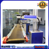 Machine optique d'inscription de laser de fibre de mouche de prix usine pour /Titanium de cuivre /Steel/ABS/Pes
