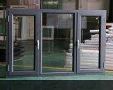 El aluminio de la capa de PVDF Cara-Colgó la ventana (BHA-CWP12)