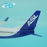 Asl B737-800 (19.7cm)ボイングの1/200の模型飛行機