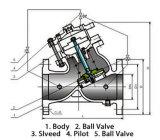 Сброс давления Ds107X, клапан давления терпя (ACV)