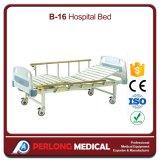 Base paziente del Pieno-Fowler mobile del letto di ospedale con i Headboards dell'ABS (B-16)