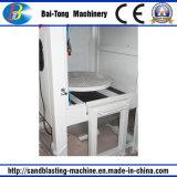Het hand Kabinet van het Zandstralen van de Machine van het Zandstralen van het Type van Druk