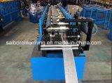 Helle Stahlkiel-Rolle, die Maschine (doppelte, bildet Reihen)