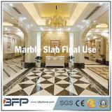 Mattonelle di marmo, lastre per la pavimentazione e costruzione del materiale da costruzione dei controsoffitti