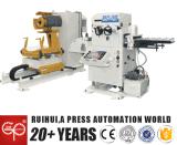 Стальной лист выравнивая автоматическую машину 3 Uncoiler в 1 (MAC1-300)