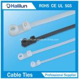 Releasable Nylon связь застежка-молнии при собранная легкая