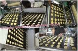 Новая машина залогодателя печенья масла PLC 2017
