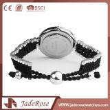 Soem-Form-Leder-Armband-Uhr-Großverkauf