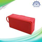 Altavoz portable sin hilos de Subwoofer de cuatro colores para el baile que recorre que sube